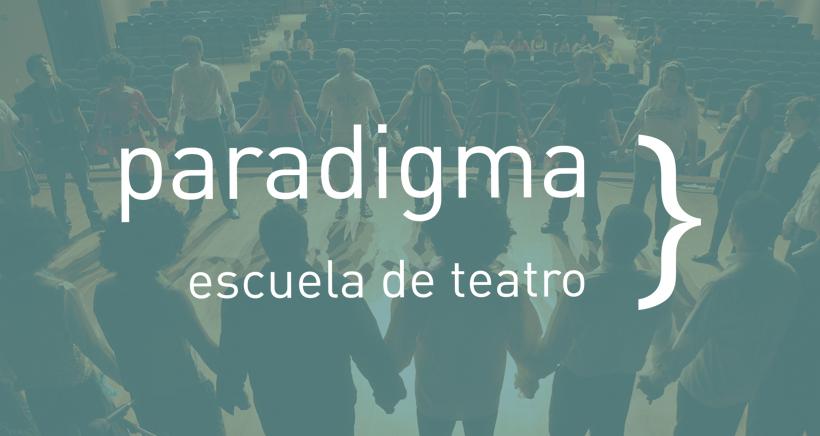 Paradigma escuela teatro logrono