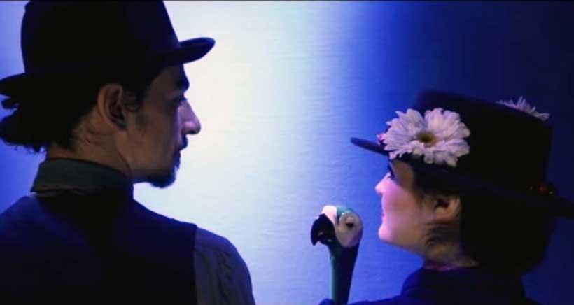Mary Poppins visita la Sala Negra este fin de semana