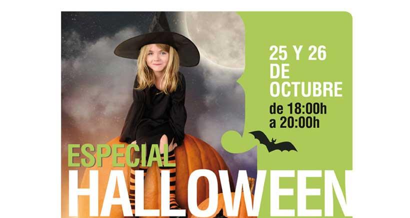 Cuentos de Halloween en inglés, en Centro Comercial Berceo