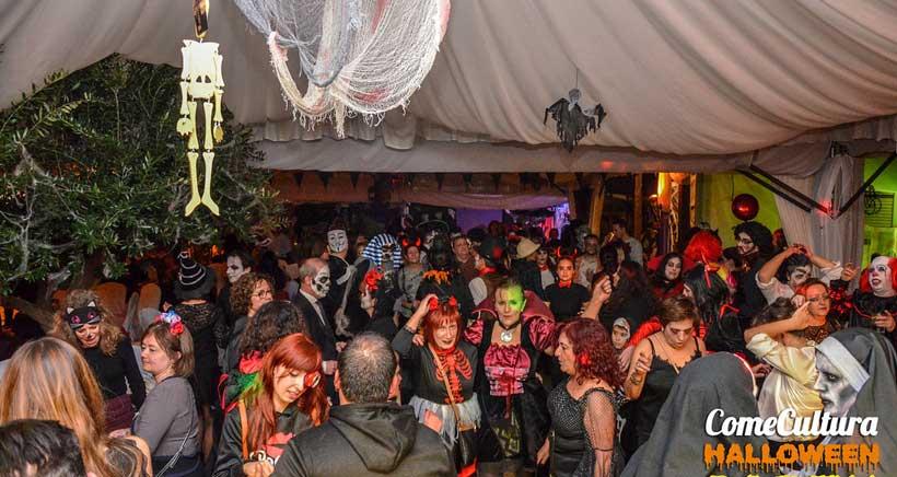 Fiesta de Halloween en Villa Lucía