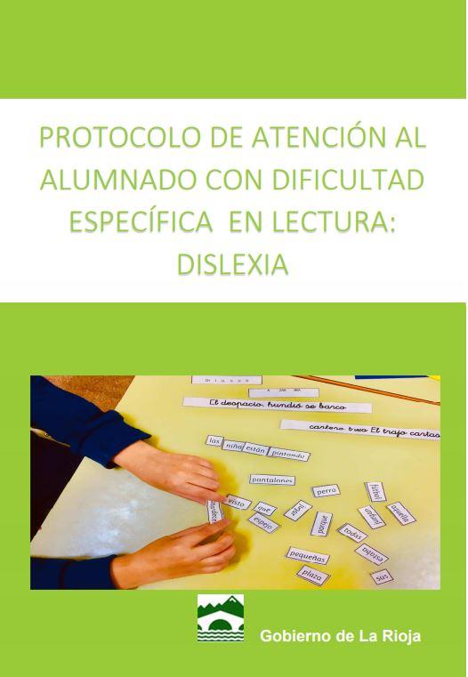 Protocolo Dislexia La Rioja
