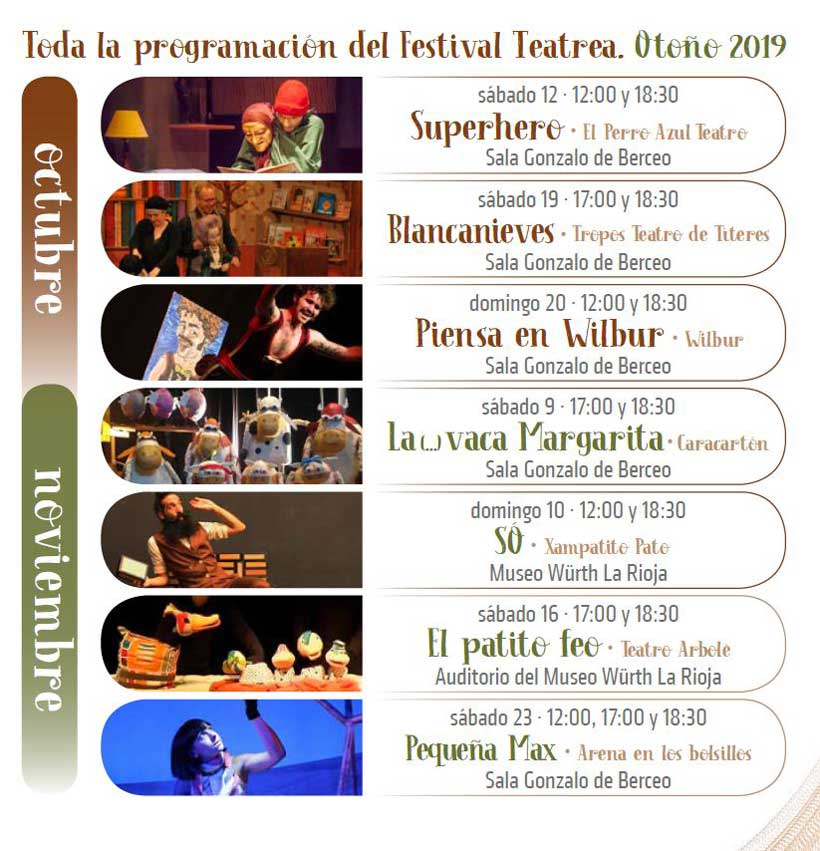 Teatrea-Otono-2019