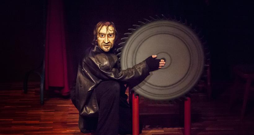 La obra en inglés 'Superhero' inaugura este sábado Teatrea Otoño