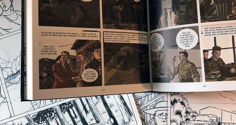 Iniciación al cómic para adolescentes (8-16 años) en Art&Ñam