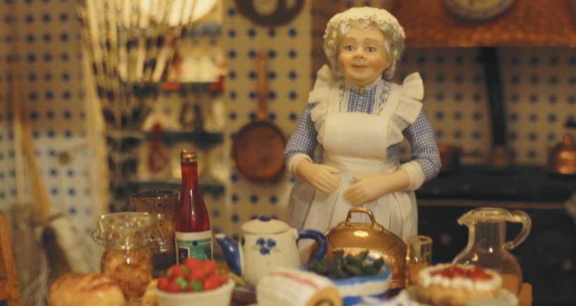 Exposición de miniaturas y casas de muñecas en la catedral de Santo Domingo