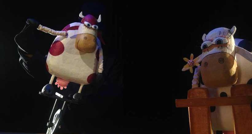 La historia de la vaca Margarita, en Teatrea