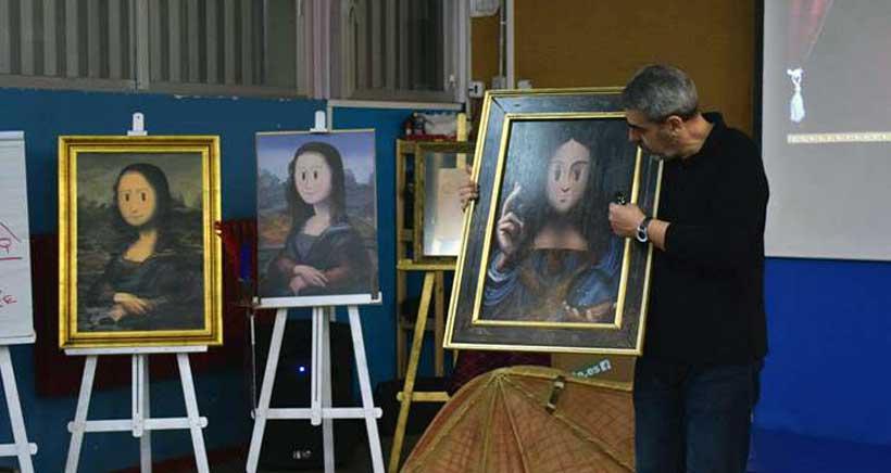 Leonardo, un espectáculo-taller para conocer a Da Vinci en familia