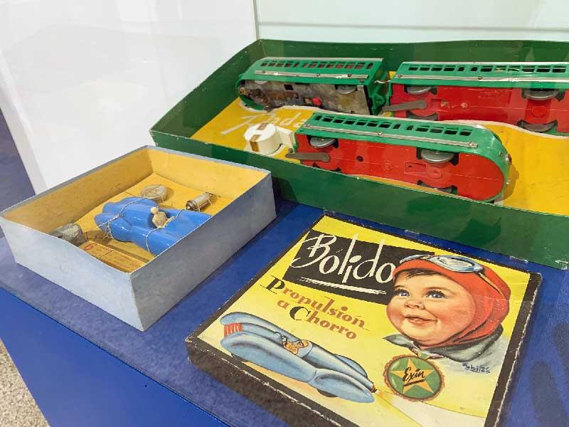 Un siglo del juguete cientifico