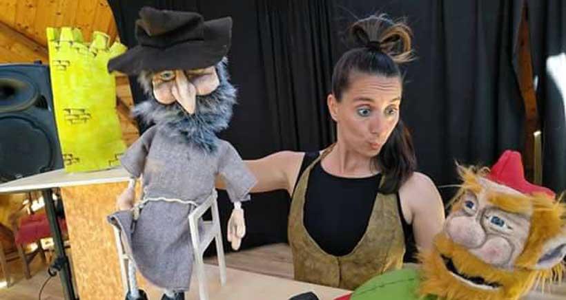 Títeres y marionetas, este fin de semana en Xperience Parque Rioja