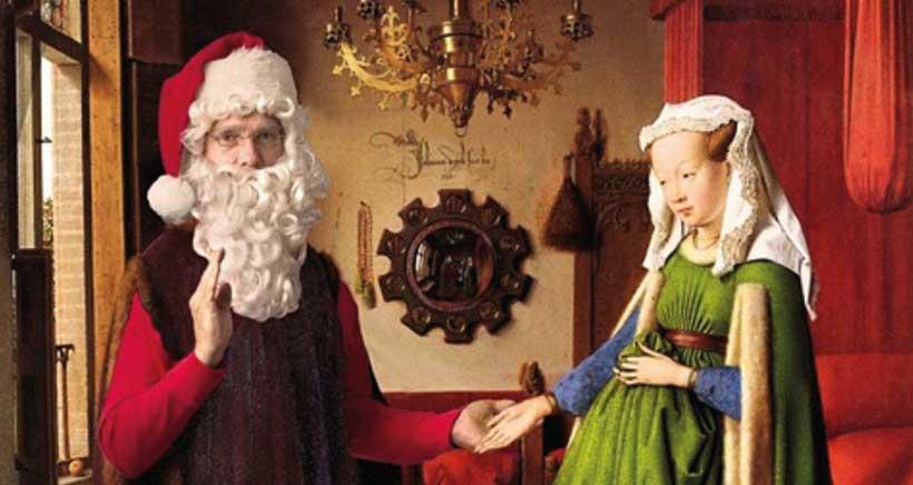 Un viaje por la historia del arte en los talleres de Navidad de Art&Ñam