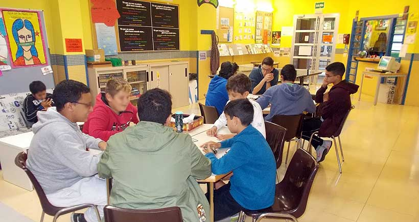 Talleres de Navidad para adolescentes en los Centros Jóvenes