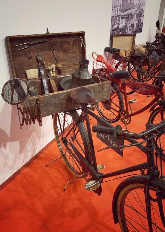 Exposicion-bicicletas casa ciencias