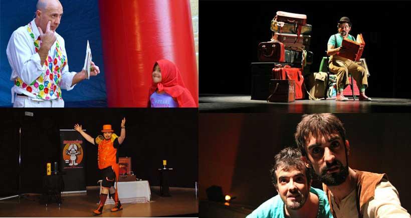 Festival Solidario de Magia y Teatro Ciudad de Logroño