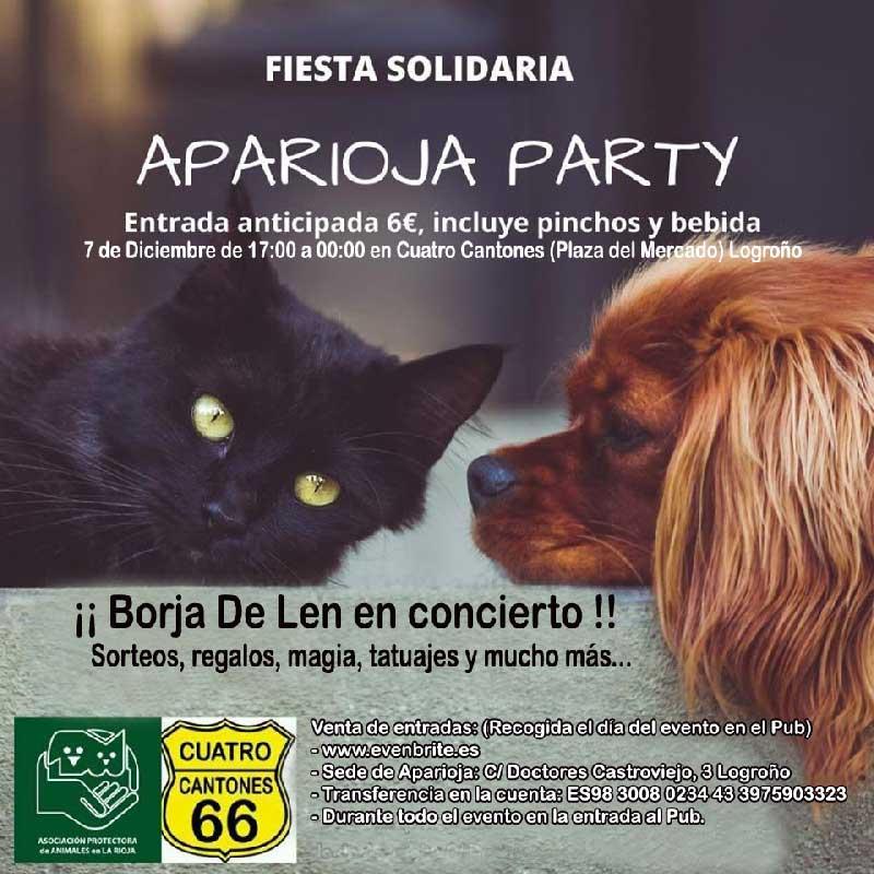 Fiesta-APARIOJA-cartel