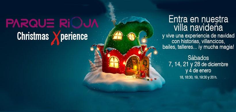 La Navidad comienza en Xperience Parque Rioja