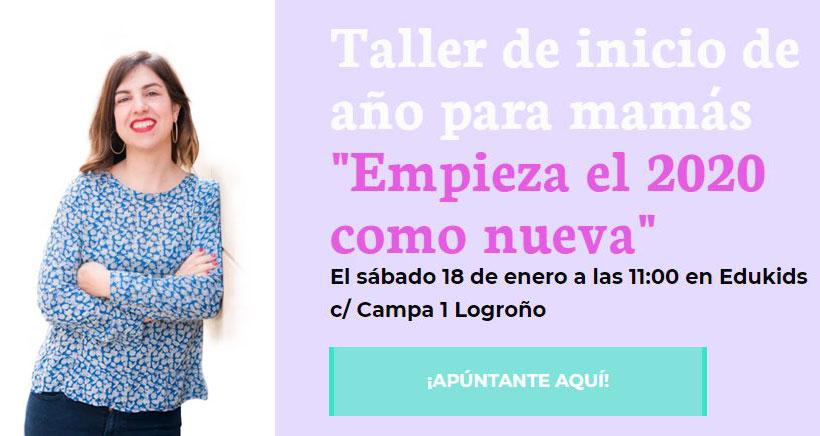 La psicóloga Clara Martínez diseña un taller exclusivo para madres