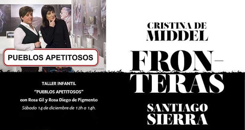 La Amós Salvador programa un taller infantil sobre la obra de Cristina de Middel