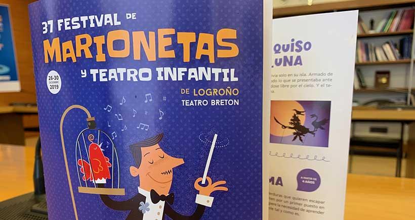 37º Festival de Marionetas y Teatro Infantil de Logroño