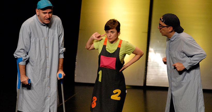 El mundo de las enfermedades raras trasladado al teatro infantil