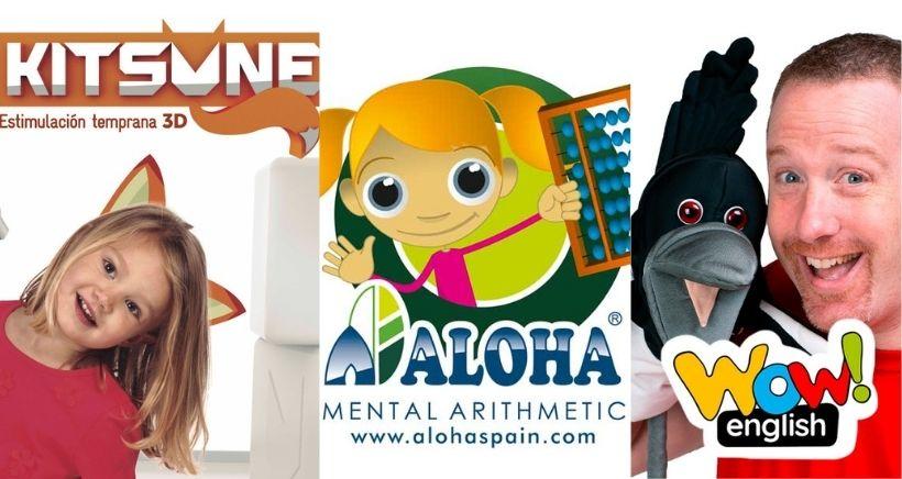 Potencia su capacidad de aprender con ALOHA, Kitsune y Wow! English