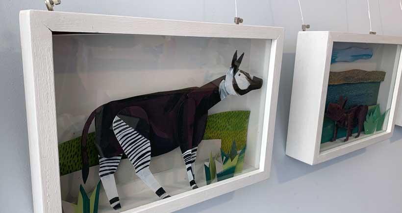 Exposición de Dioramas