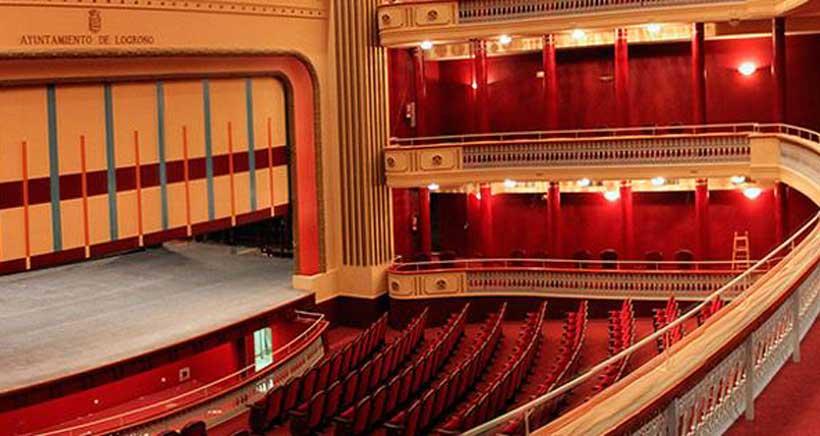 El Teatro Bretón programa medio centenar de espectáculos para el primer semestre de 2020