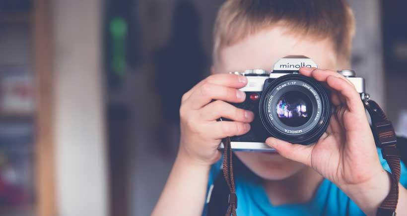 Un taller de fotografía infantil entre la programación del fin de semana en Art&Ñam