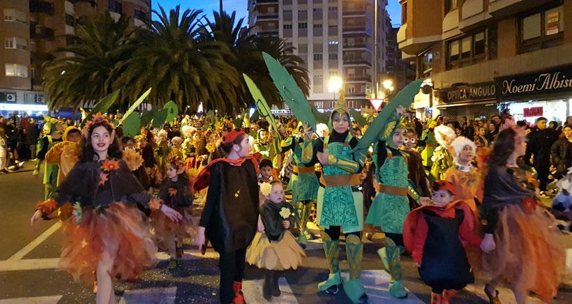 Carnaval en Logroño 2020