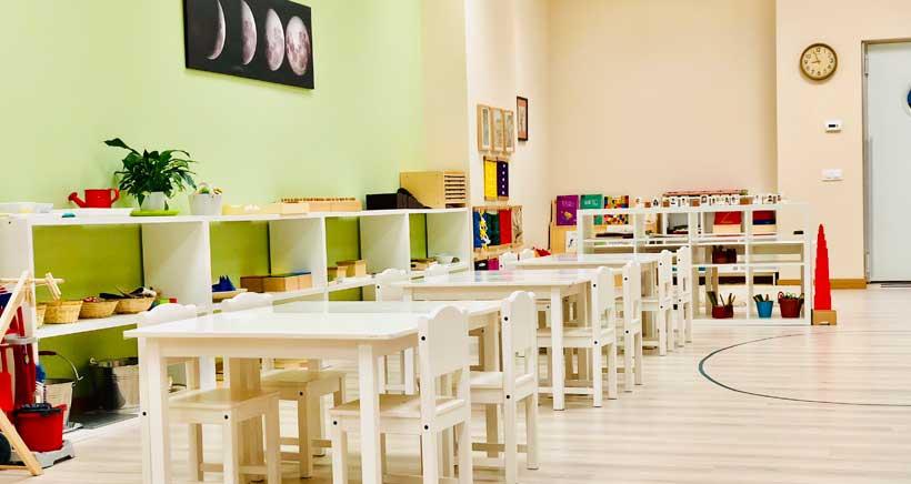 Colegio privado Cuarto Creciente Montessori School