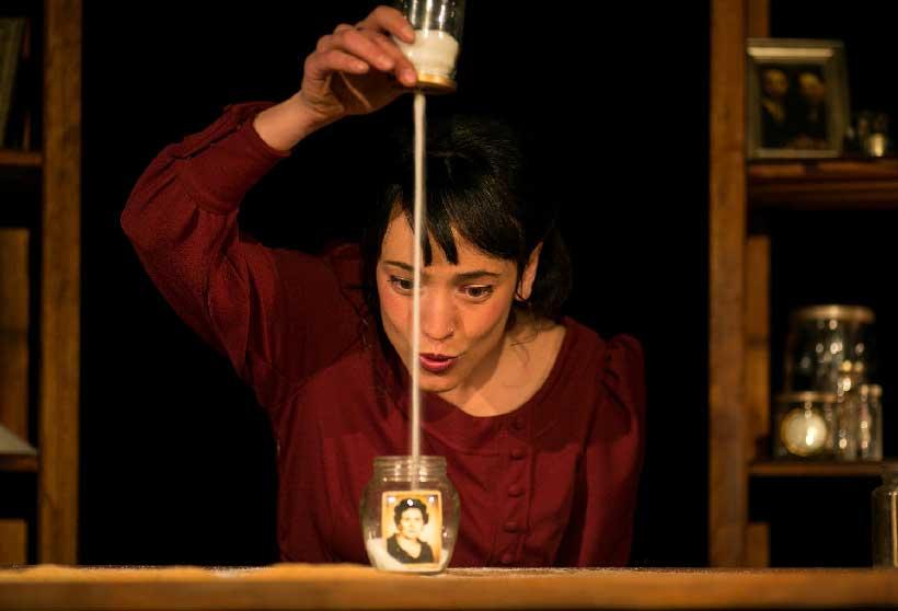 El Patio Teatro, Premio a la Mejor Autoría por Conservando Memoria en FETÉN 2020