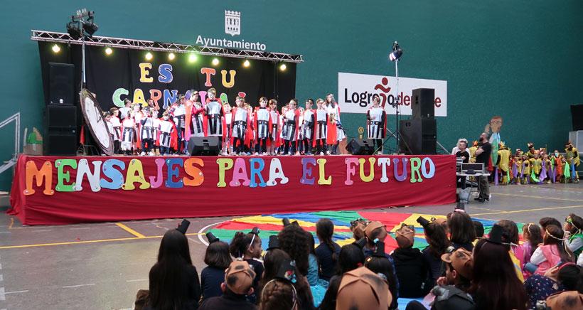 Las ludotecas celebran su fiesta de Carnaval