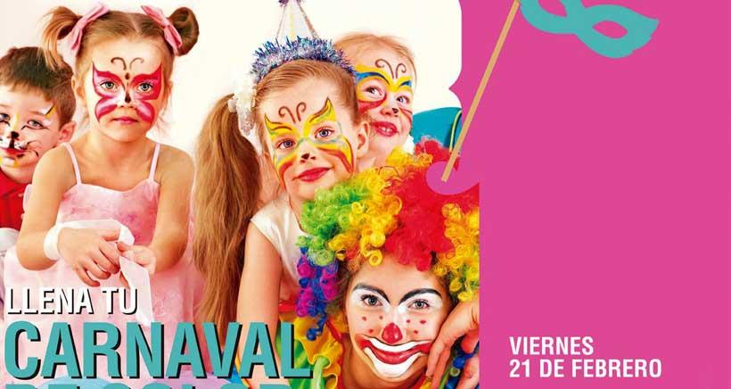 Concurso de Carnaval en el Centro Comercial Berceo