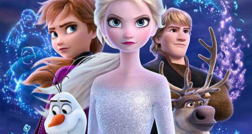 Este domingo, Frozen 2 en versión original en Cines 7 Infantes