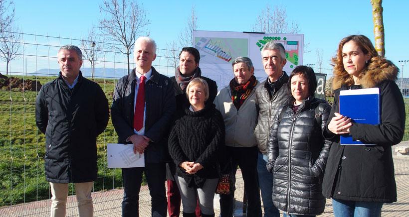 Comienzan las obras de la ludoteca y centro joven de Valdegastea