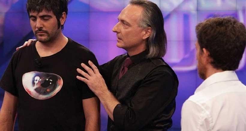 Jeff Toussaint, el hipnotizador de El Hormiguero, actuará en Logroño en abril