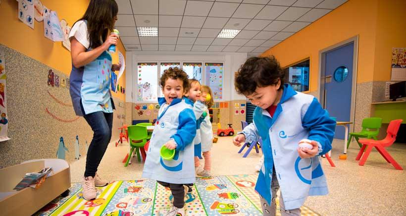 La escuela infantil Paula Montal te invita al taller para bebés 'Viaje al Polo Norte'