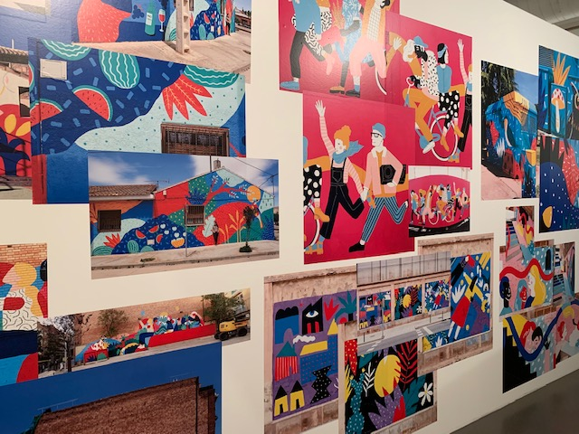 Arte Urbana Sala Amos Salvador