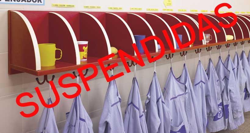 Jornadas de puertas abiertas en los colegios de Logroño. Escolarización 2020-21