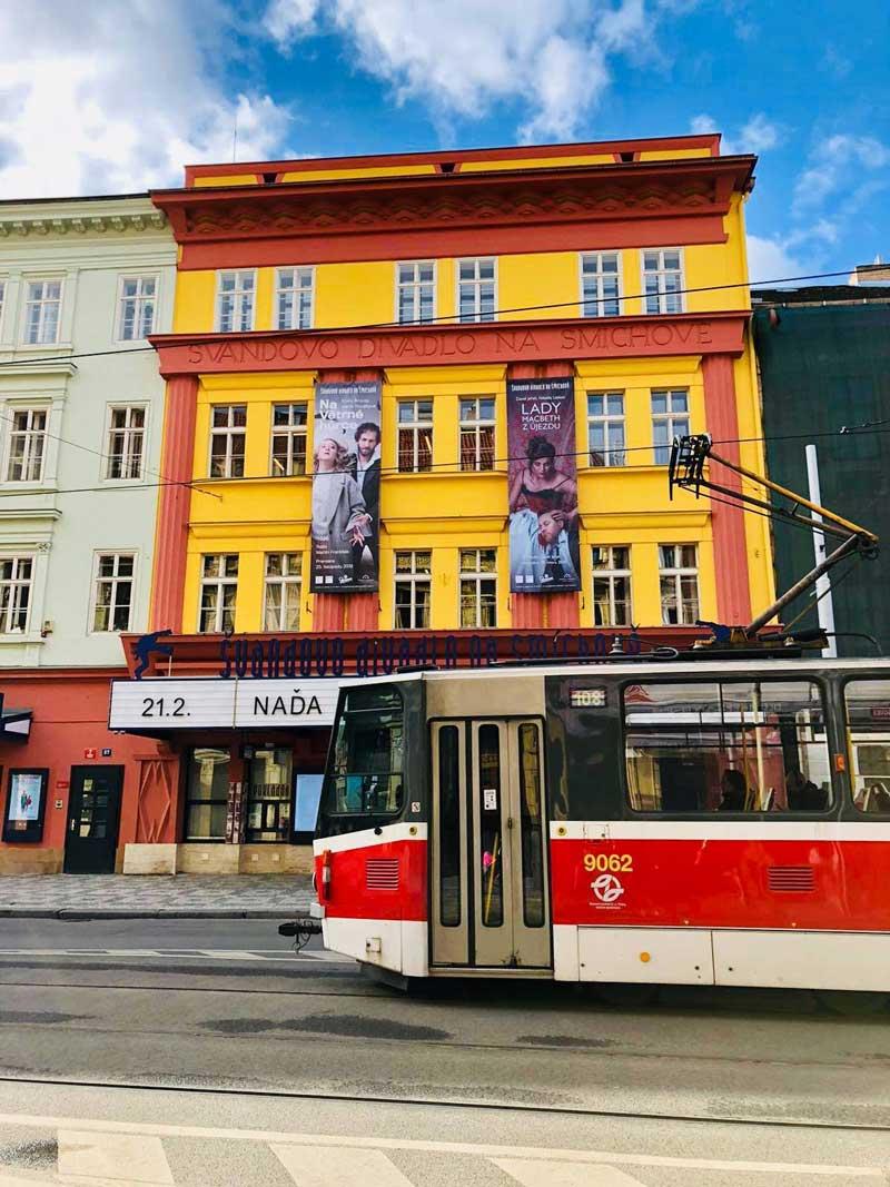 Viajar a Praga con niños