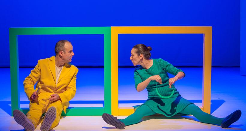 'a mi lado', teatro para la primera infancia, inaugura el Festival Teatrea
