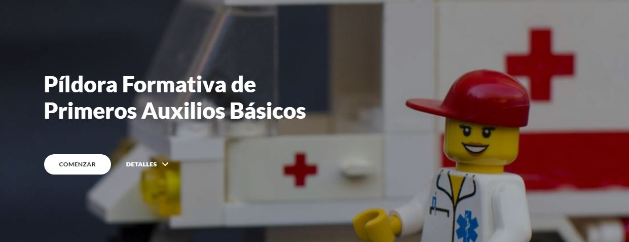curso primeros auxilios cruz roja