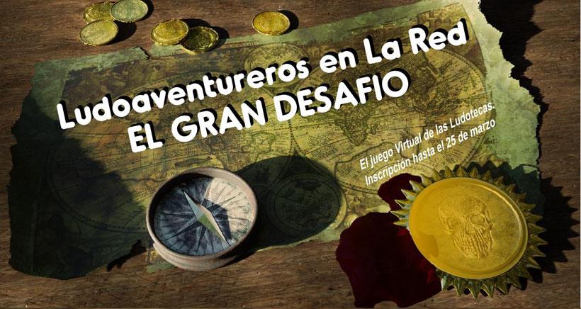 Las ludotecas de Logroño te invitan a participar en 'El Gran Desafío', un juego de pruebas online