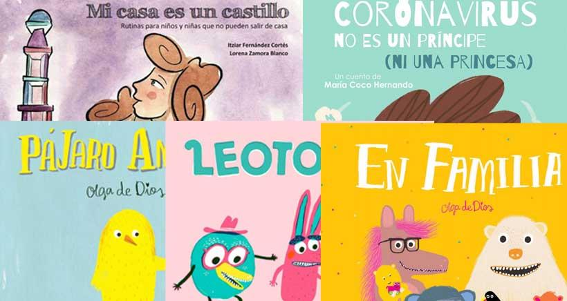 Cuentos infantiles (con licencia) para leer en tu pantalla
