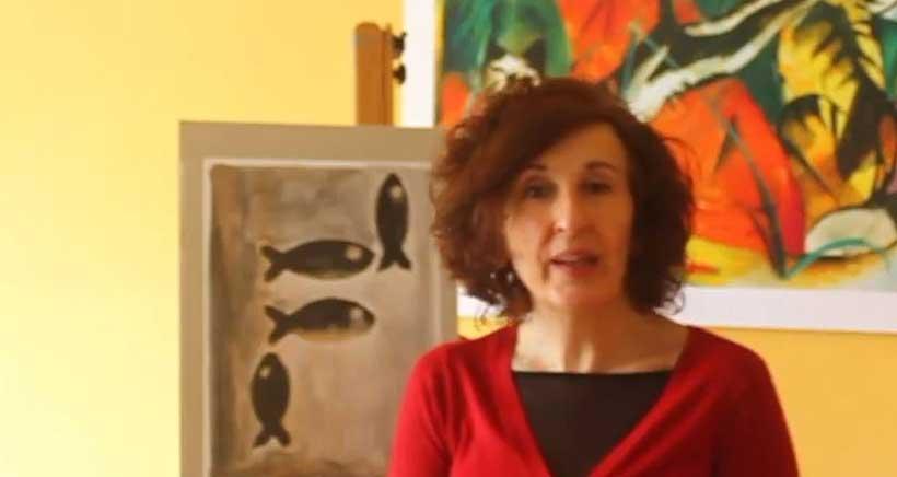 Taller de acuarela en casa 'Contar y pintar a Sally Cutting'