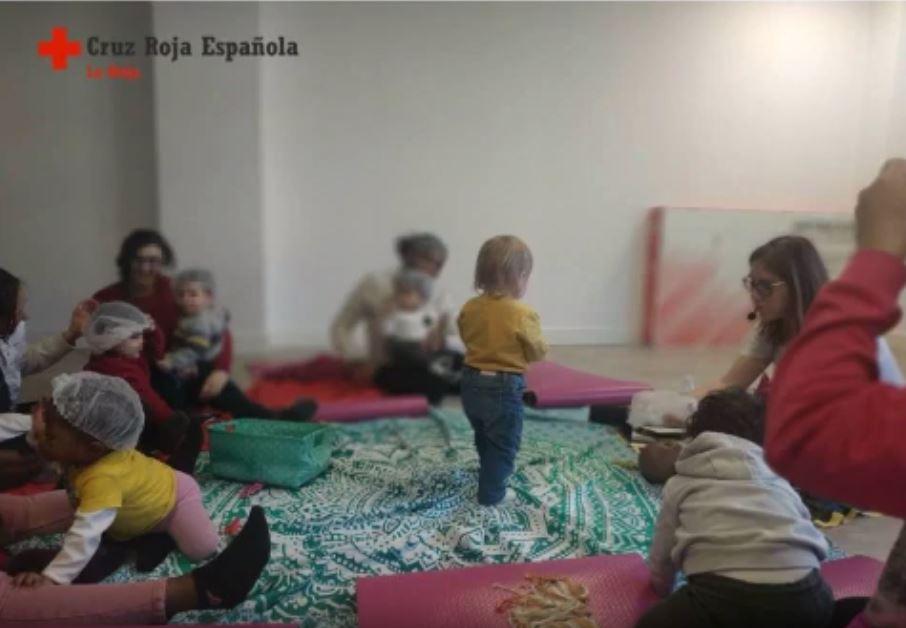 Carta de Cruz Roja La Rioja a sus familias