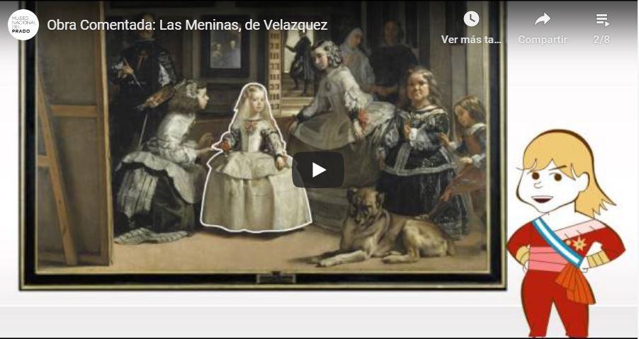 El Museo del Prado acerca sus obras maestras al público infantil