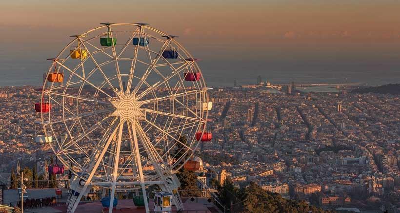 Destinos para viajar con niños esta Semana Santa. Día 4: Barcelona