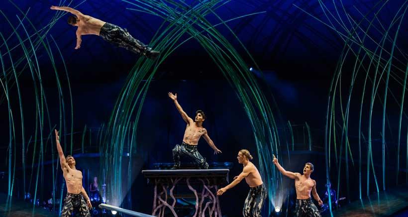 Esta noche, nuevo programa especial del Circo del Sol