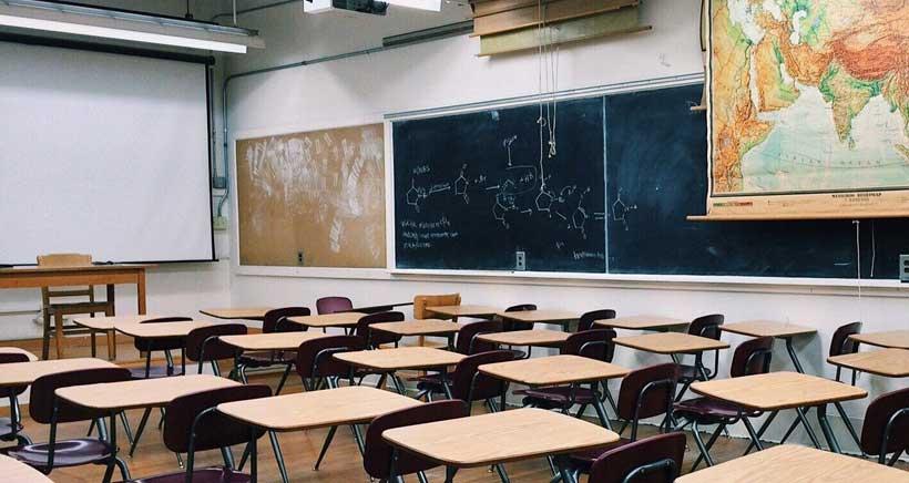 El proceso de escolarización continúa sin tener fechas