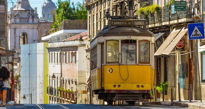 Destinos para viajar con niños esta Semana Santa. Día 2: Lisboa